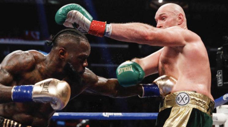 WBC нареди на Уайлдър и Фюри да направят реванш