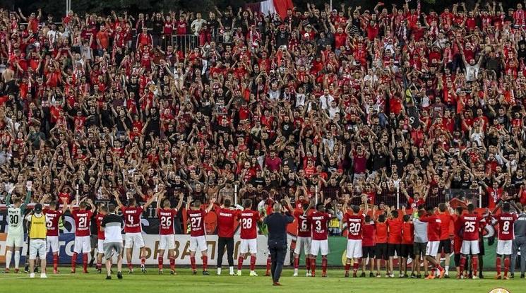 ЦСКА отправи оферта към шампион на Бразилия