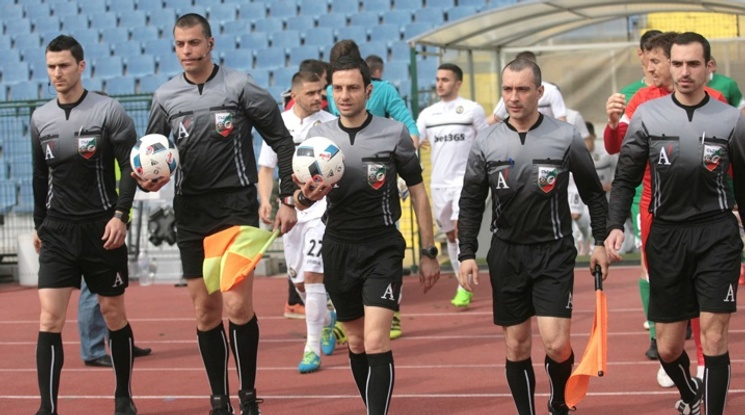 Владимир Вълков ще ръководи Берое - Левски