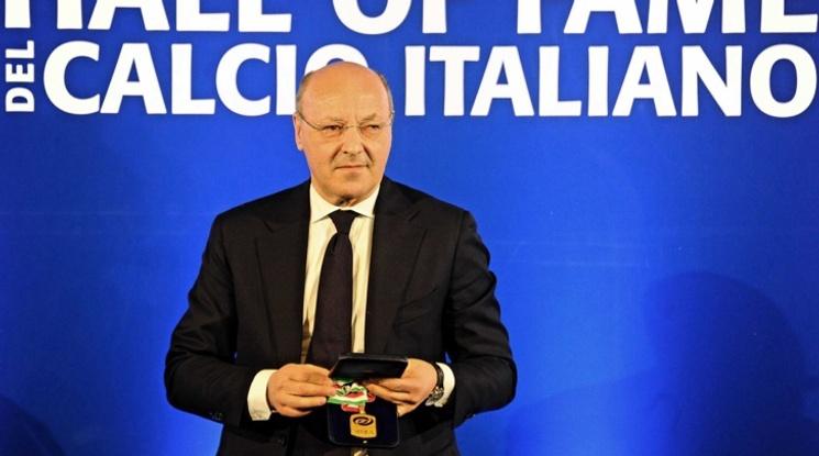 Джузепе Марота е новият изпълнителен директор на Интер