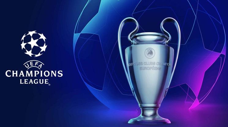 Вижте 1/8-финалните двойки в Шампионска лига