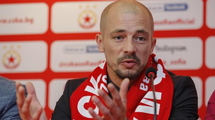 Ел Маестро: Люпко е от полза в ЦСКА