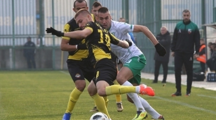 Клуб от Серия А се интересува от звезда на Ботев