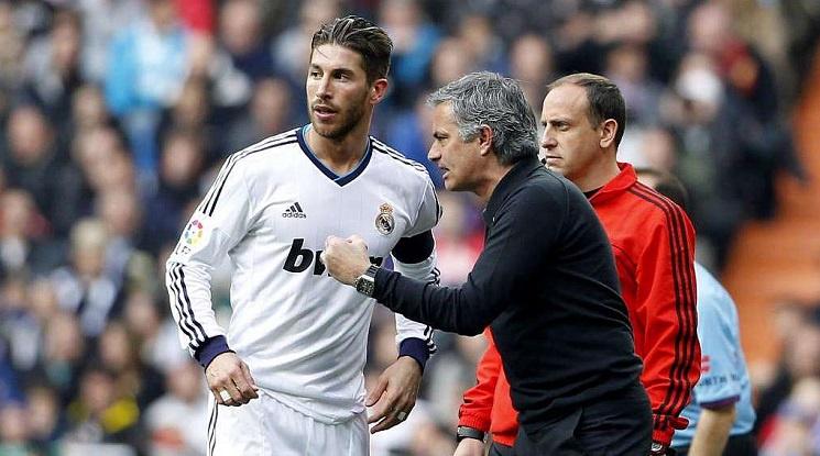 Рамос напуска Реал, ако Моуриньо се завърне