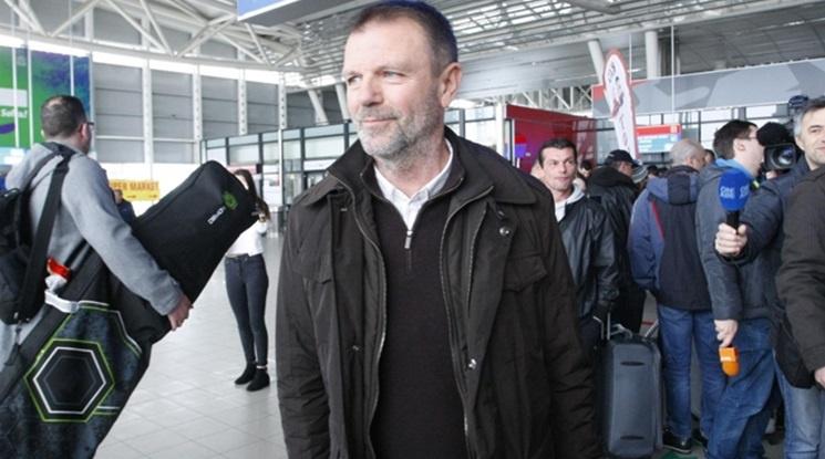 Стойчо Младенов пожела да привлече Неделев и Десподов в комплект