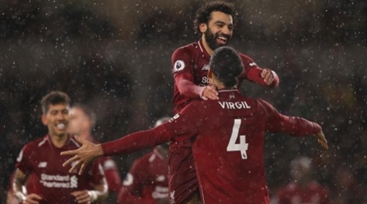ФА зарадва Ливърпул преди дербито с Арсенал