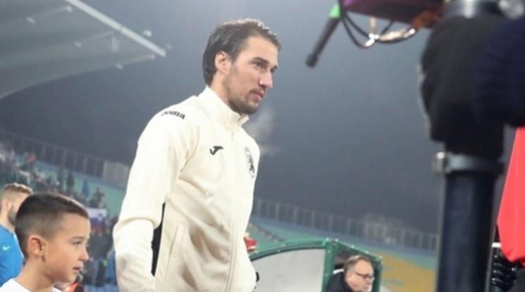 Ивелин Попов пред завръщане в Рубин