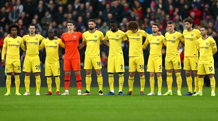 Триумф за Челси в лондонското дерби с Палас (видео)