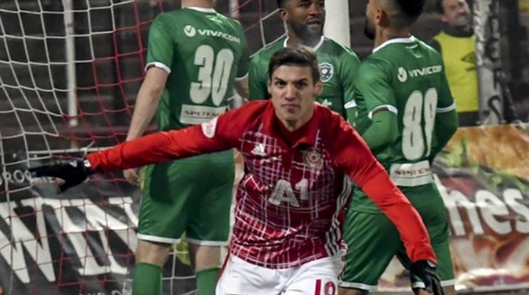 Кирил Десподов е футболист номер 1 на България за 2018 година