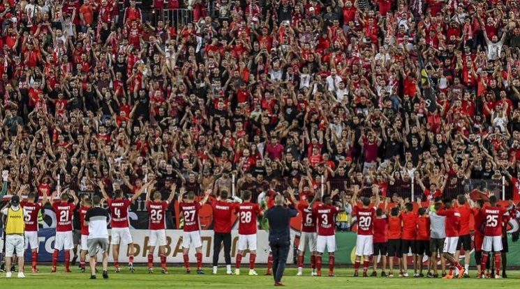 В ЦСКА се захващат сериозно със зимната селекция