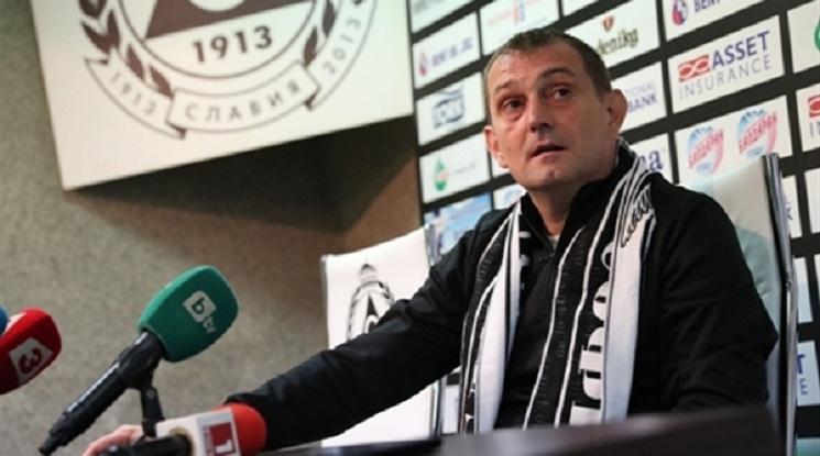 Загорчич гласува доверие на играчите си