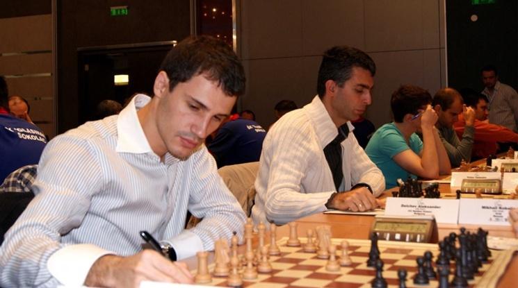 Чепаринов ще участва в Мастърса в Гибралтар
