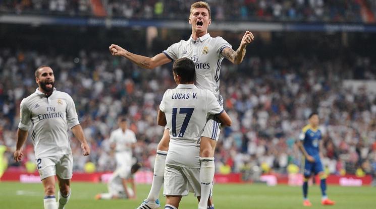 Интер готви двоен трансферен удар по Реал с Иско и Модрич