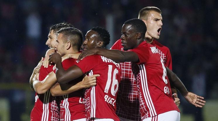 ЦСКА София се отказа от четирима играчи