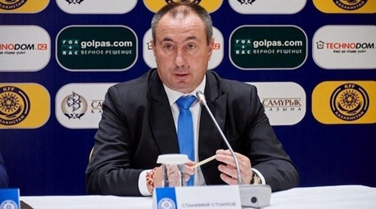 Казахстан освобождава Мъри Стоилов