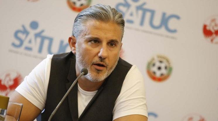 Павел Колев: Футболните хора харесват настоящия формат