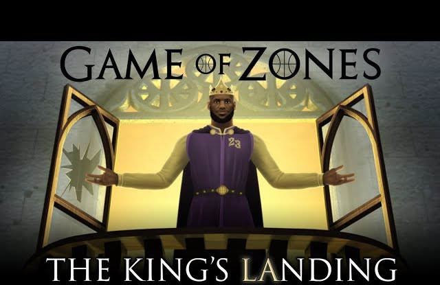 Game of Zones (The King's LAnding)