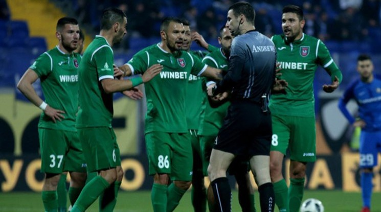ФИФА направи интервю с Божинов във Враца