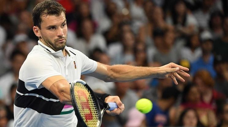 Григор Димитров стигна до 1/8-финалите на Откритото първенство на Австралия