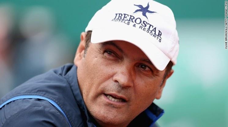 Тони Надал: Дойдох в София, защото обичам тениса