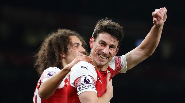 Арсенал удари Челси в голямото дерби на Лондон и завърза битката за топ 4 (видео)
