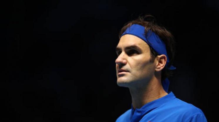 Пресконференция на Роджър Федерер след отпадането му от АО