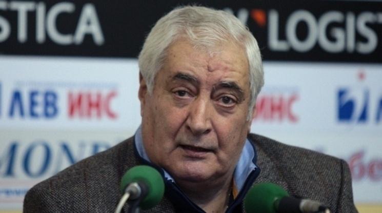 Българският футбол се сбогува с Иван Вуцов