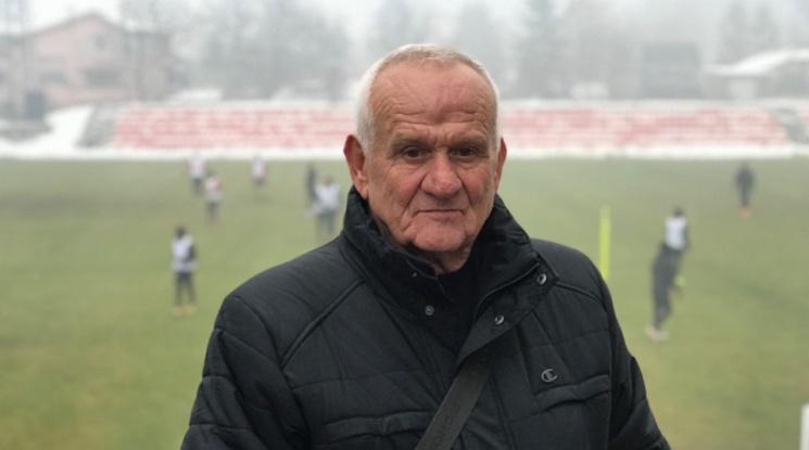 Люпко Петрович: Приключих с Левски! Повече няма да говоря за този клуб