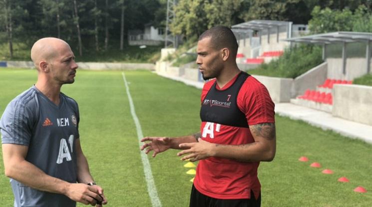 Сделката на ЦСКА с Рапид за Мауридес пред провал