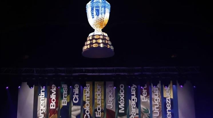 Станаха ясни групите на Копа Америка 2019
