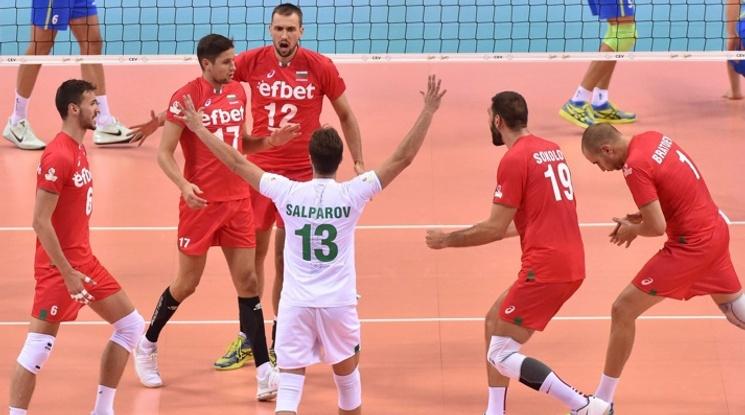 Варна ще е домакин на олимпийската квалификация по волейбол за мъже