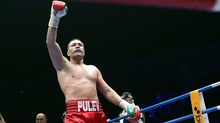 Кубрат Пулев вече е осми в ранглистата на тежка категория