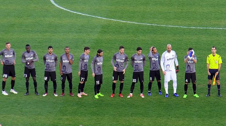 Юношите на Левски направиха реми с УФА