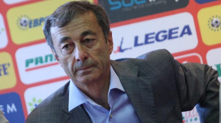 Марков разкри причината за уволнението на Ел Маестро