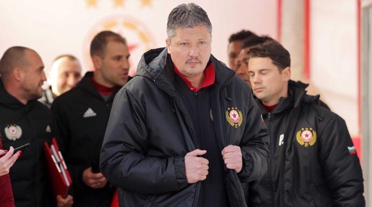 Любо Пенев стартира третия си престой в ЦСКА със загуба (видео)