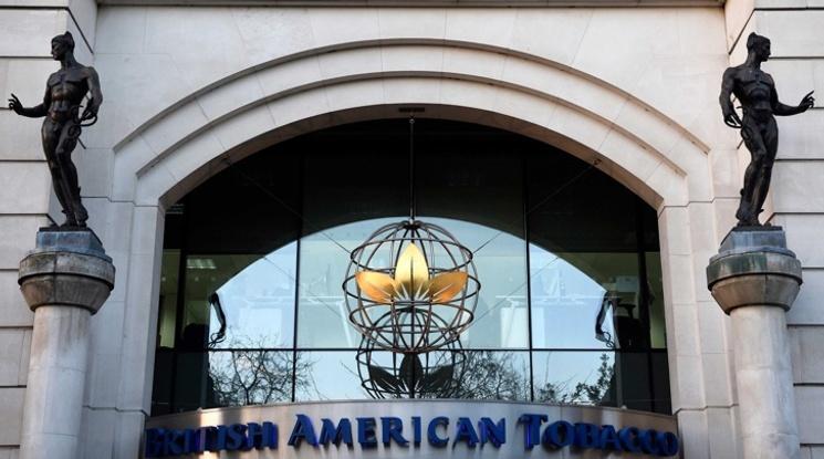 Макларън подписа сделка за партньорство с Бритиш Америкън Тобако