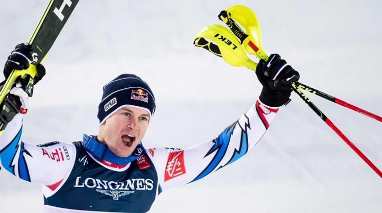 Алекси Пинтуро е новият крал в алпийската комбинация