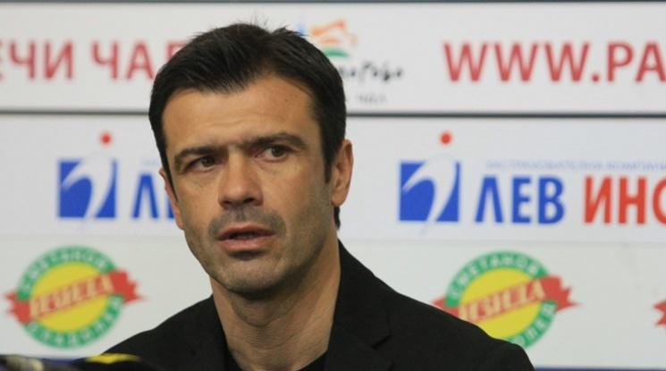 Росен Кирилов: Знам как да спрем Левски