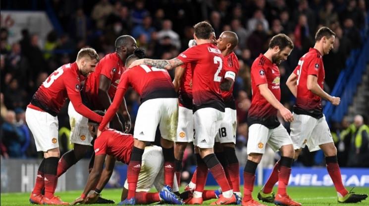 Ман Юнайтед надигра Челси и продължава за ФА Къп (видео)