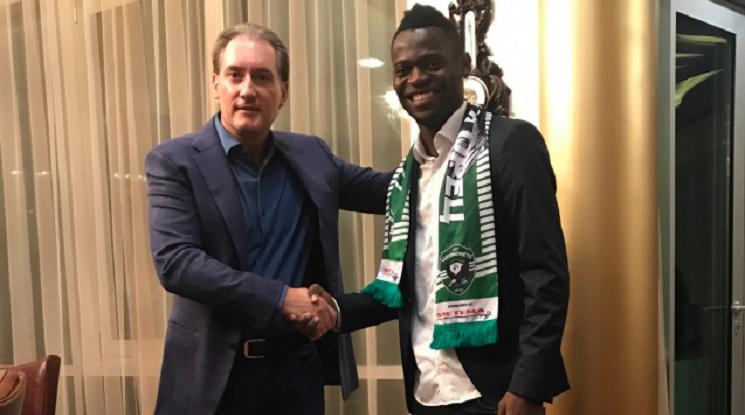 Официално: Лудогорец подписа с конгоански национал