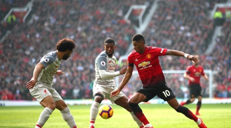 """Юнайтед и Ливърпул поделиха точките на """"Олд Трафорд"""" (видео)"""