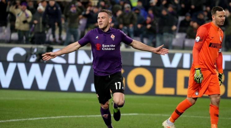 Наказаха рефера на Фиорентина - Интер за 3 мача
