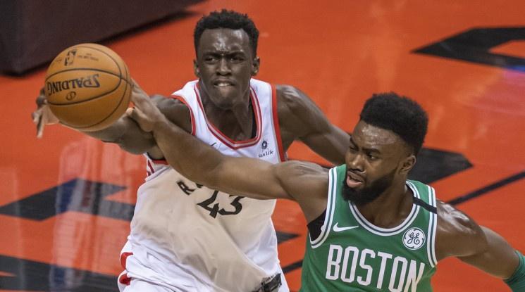 Торонто надигра без проблеми Бостън