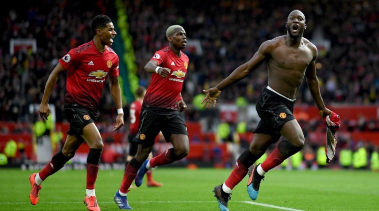 Сити не сбърка, Юнайтед с драматичен успех у дома (видео)