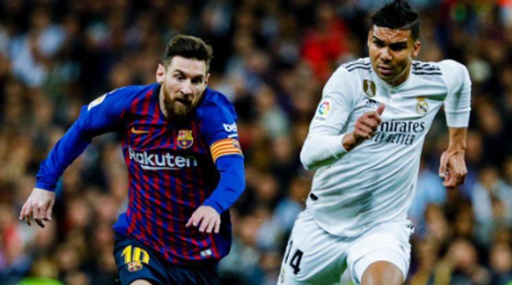 Барса отново би Реал и пренаписа историята на Ел Класико (видео)