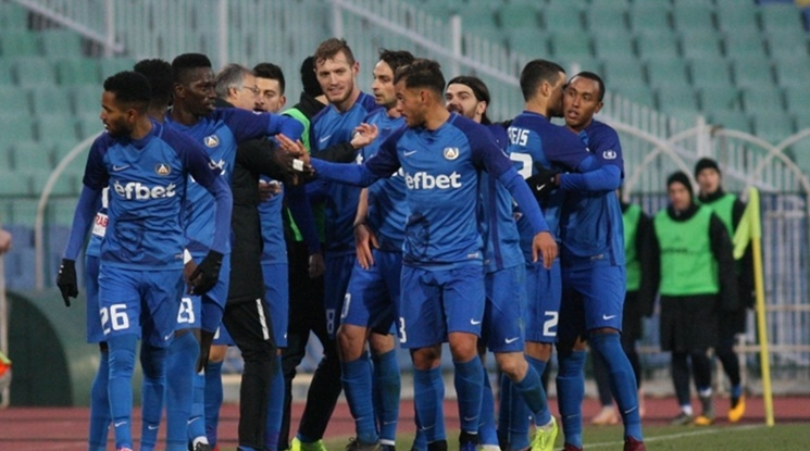Левски с категоричен успех срещу Славия