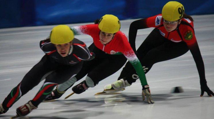 Катрин Маноилова под въпрос за Световното първенство по шорттрек в София