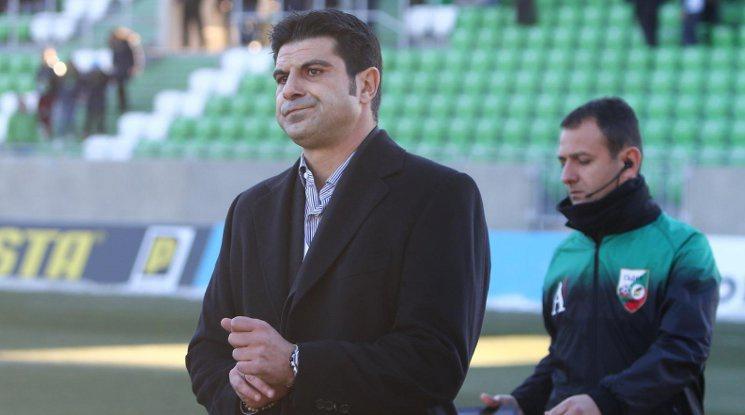 Гонзо се завръща начело на Локо Пловдив?