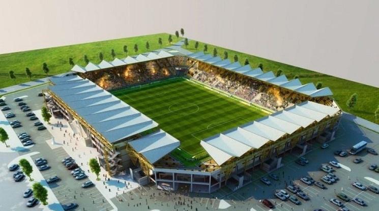Ботев намери финансиране за новия стадион