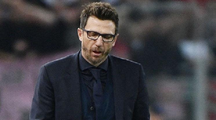 Официално: Рома уволни Ди Франческо